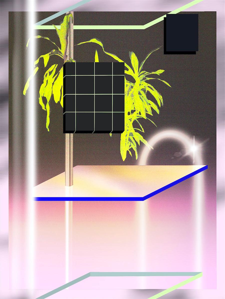 Obra formato digital.  Opción Impresa: impresión giclée, tintas pigmentadas, 12 colores